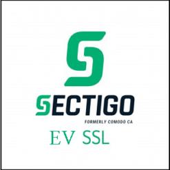 EV SSL Sectigo